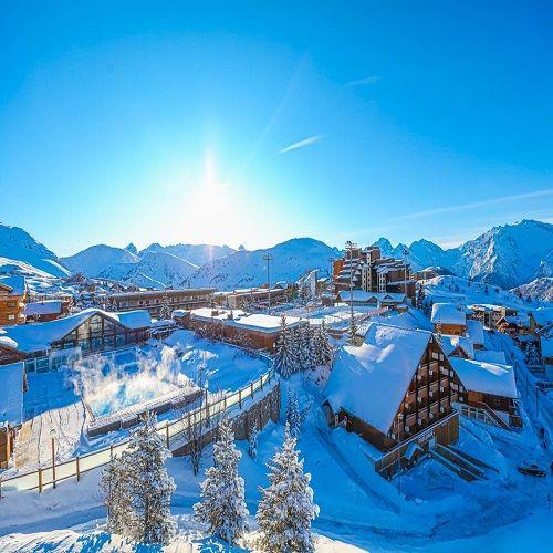 Ouverture Alpe D'Huez